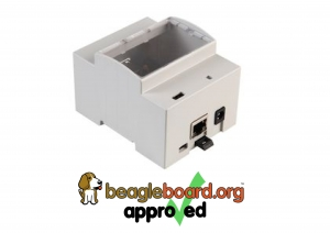DIN Rail enclosure for BeagleBone